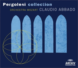 Cofanetto Abbado_Pergolesi collection