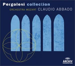 Cofanetto Abbado_Pergolesi collection