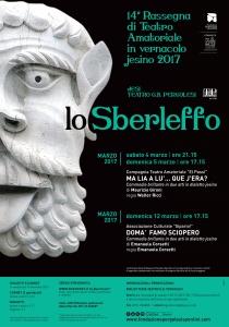 Sberleffo 2017 70x100