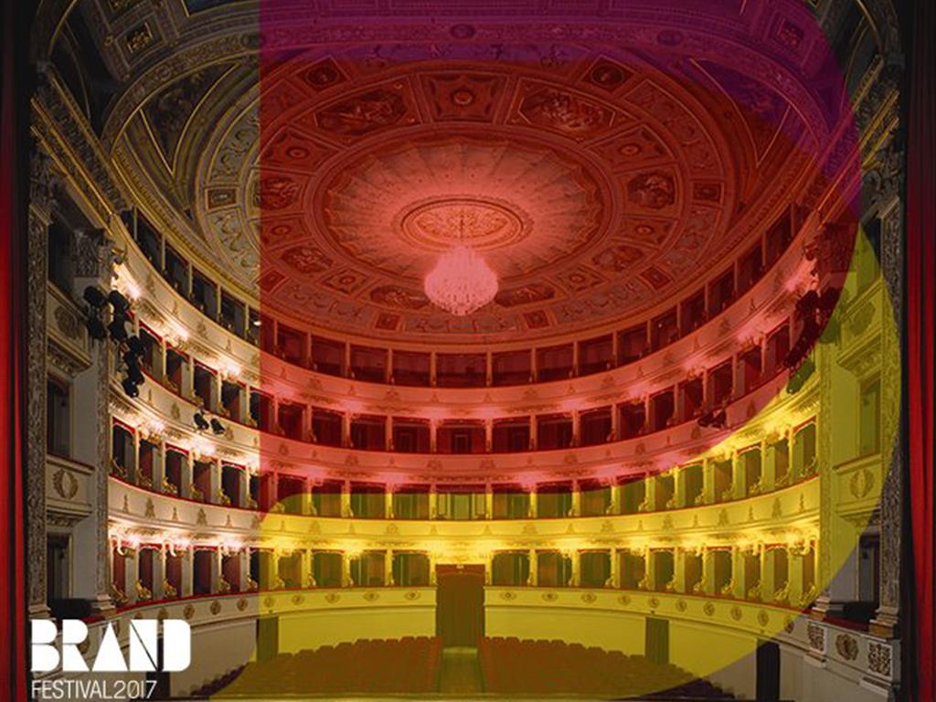 BRAND FESTIVAL 2017 - Main event al Teatro Pergolesi