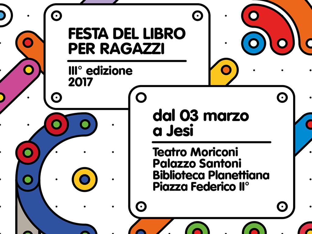 FESTA DEL LIBRO PER RAGAZZI - Incontro con Micaela Castiglioni e Domenico Barrilà