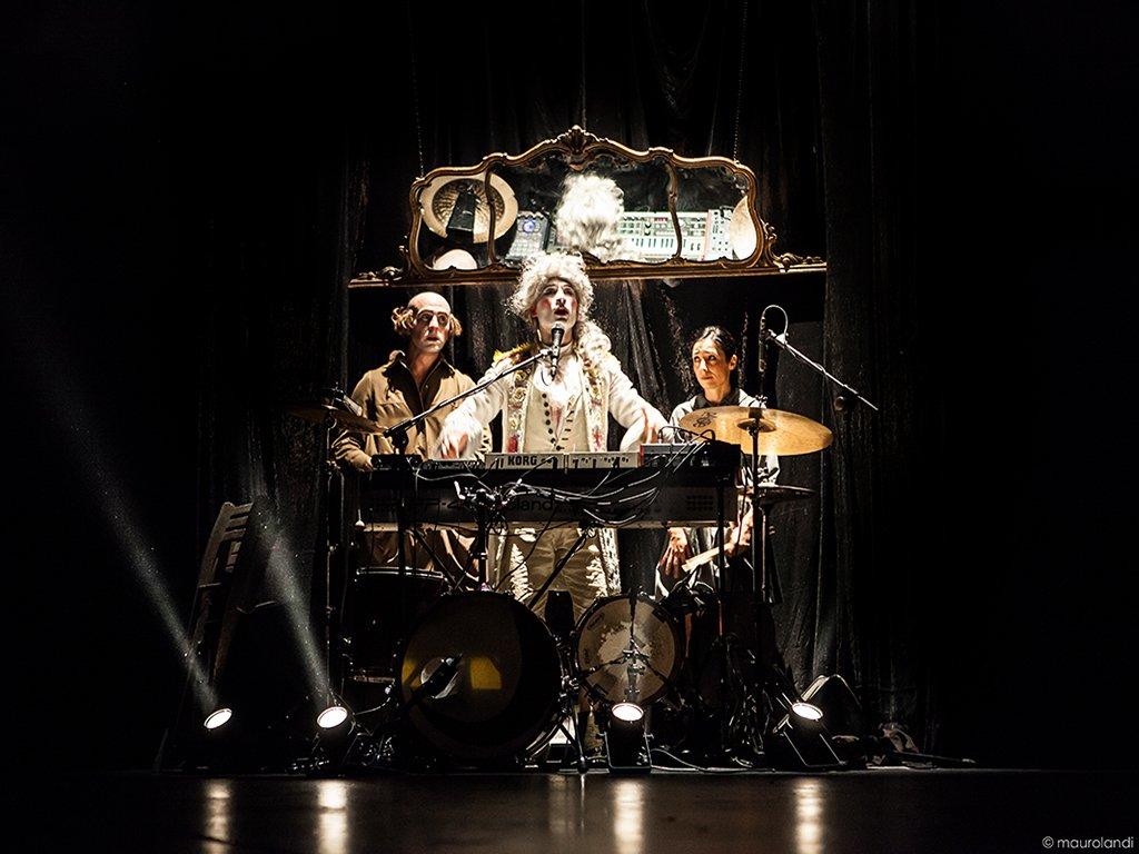 BAGATELLE ET FRASCHERIE - Pergolesi Spontini Festival 2017
