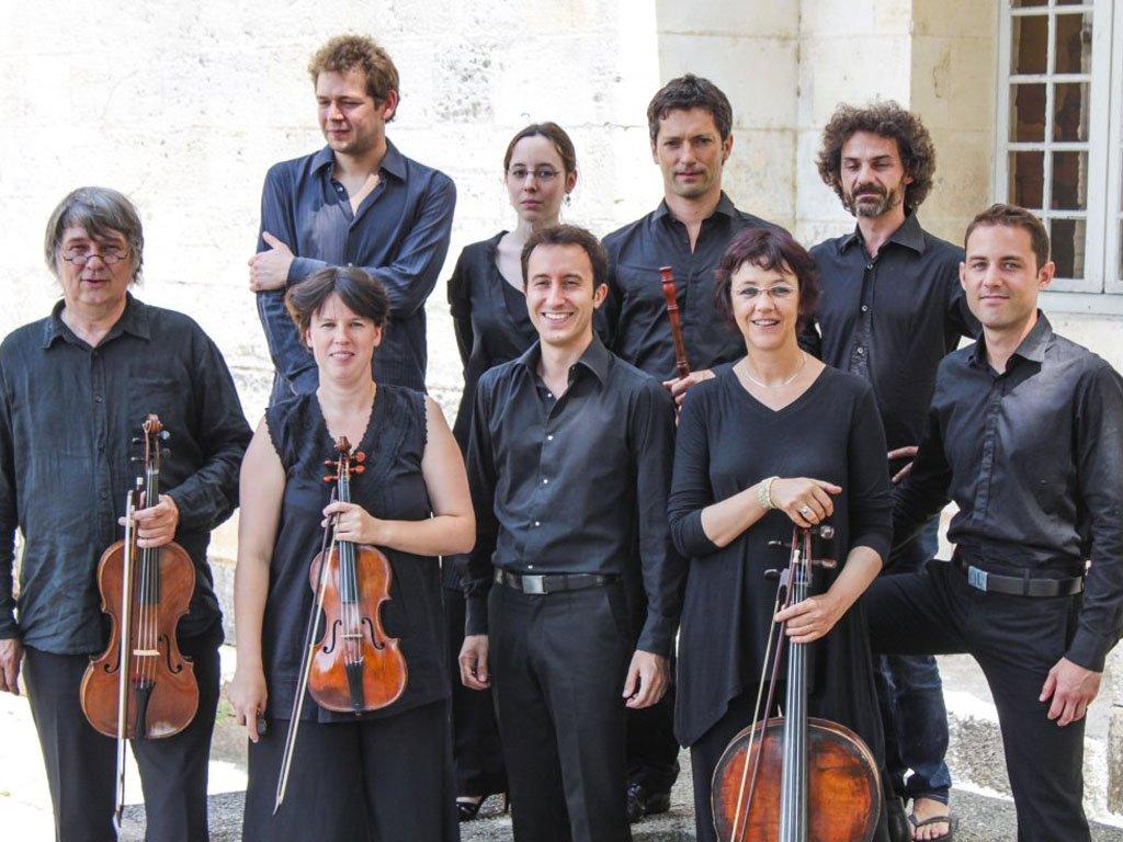 BACH/PERGOLESI - Pergolesi Spontini Festival 2017