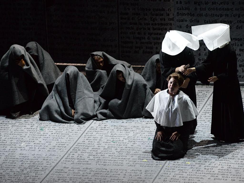 IL TROVATORE - Stagione Lirica Teatro G.B. Pergolesi