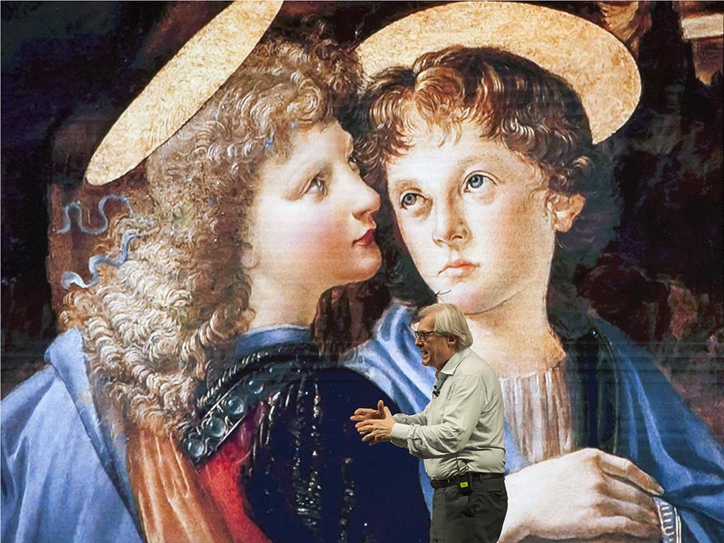 Leonardo - Prosa Maiolati Spontini 2019
