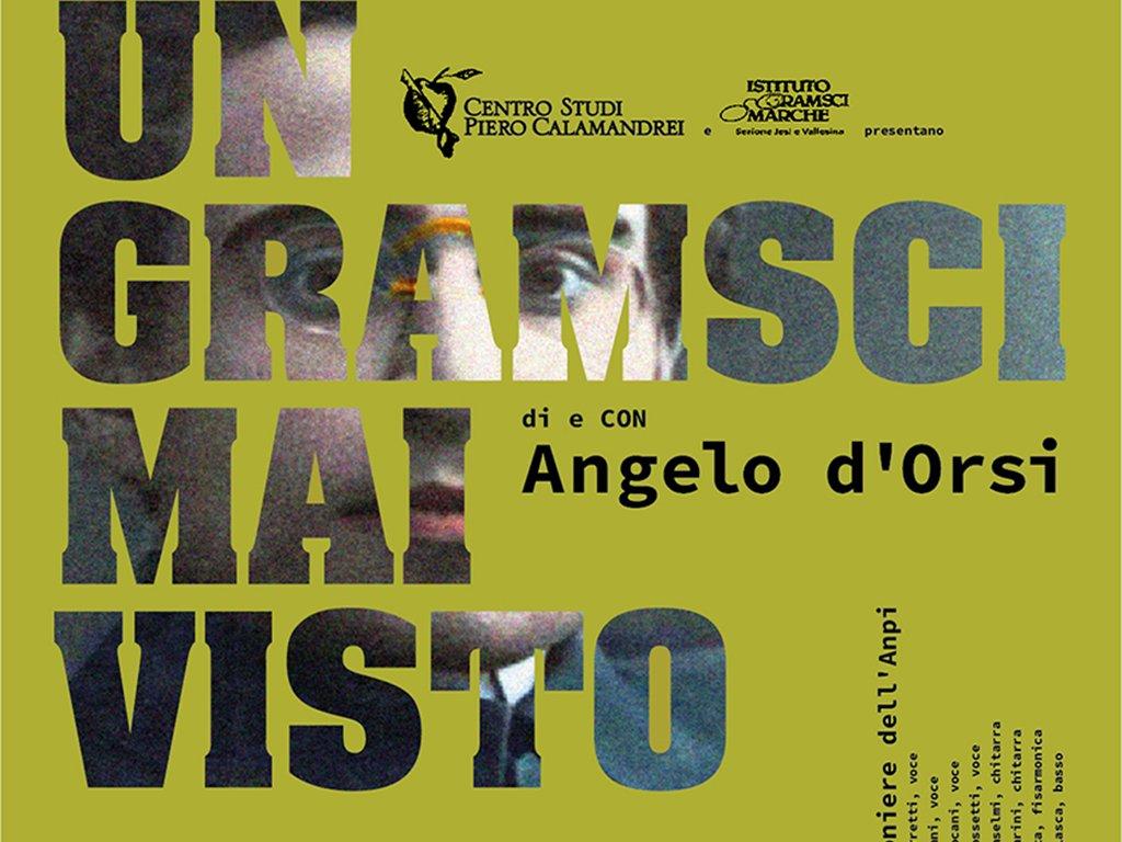 Un Gramsci mai visto - Centro Studi P. Calamandrei