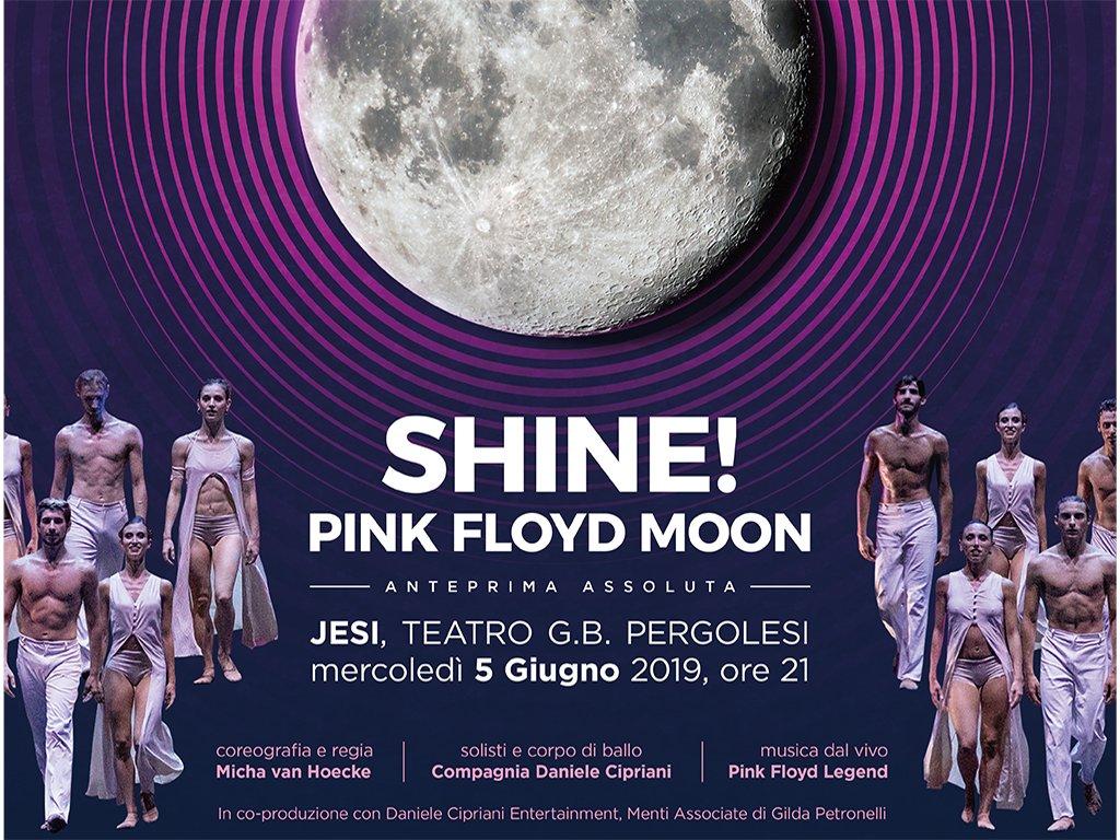 SHINE! Pink Floyd Moon