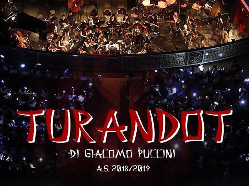 TURANDOT - Progetto Scuola Incanto Edizione 2018/2019
