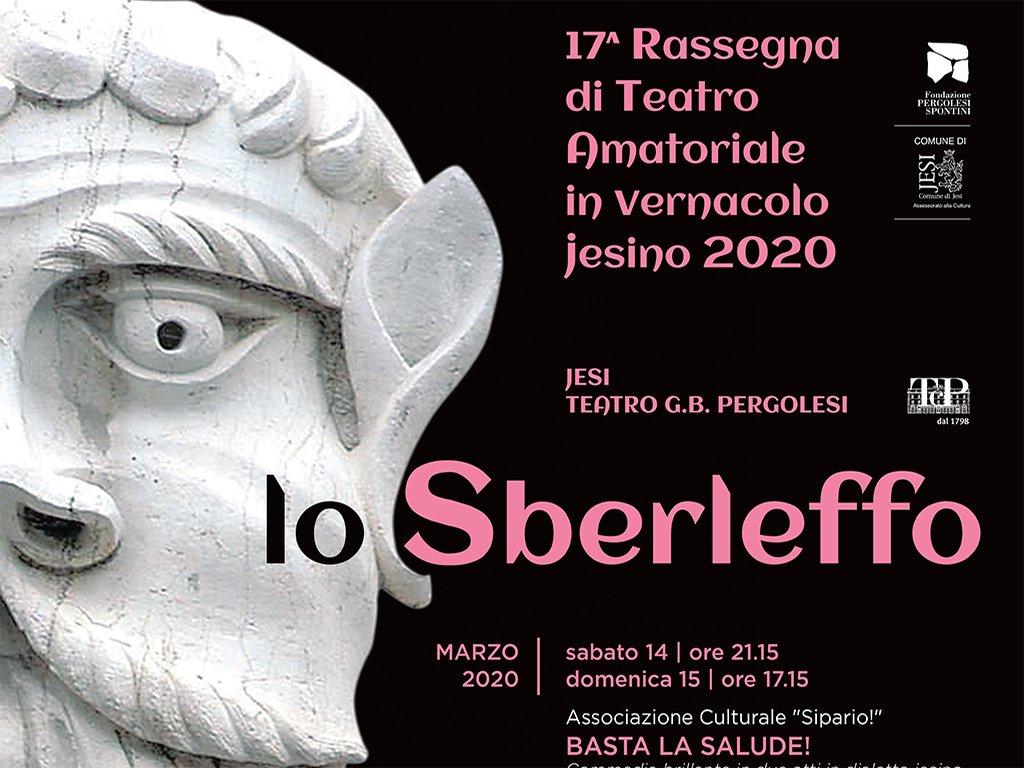 BASTA LA SALUDE! - Lo Sberleffo 2020