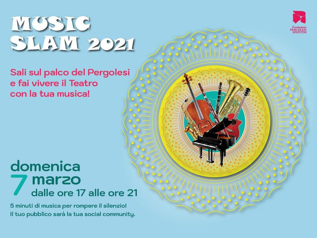 MUSIC SLAM 2021